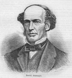 David Carnegie d.y.