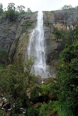 Diyaluma Falls (Koslanda, Sri Lanka)