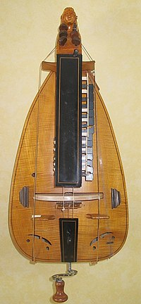 vielle a roue wikipedia
