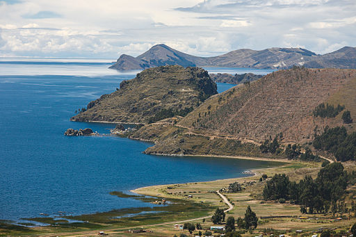 Lake Titicaca - Road to Bolivia (8385839315)