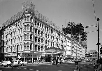 English: Lit Brothers Department Store, 701-39...