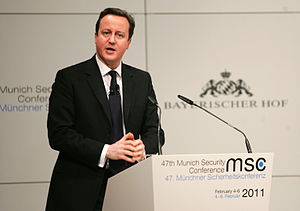 47th Munich Security Conference 2011: David Ca...