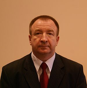 Photo of Igor Panarin