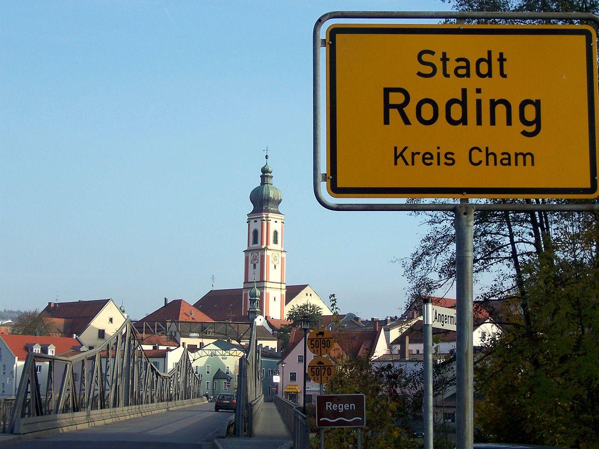 Roding Germany Wikipedia