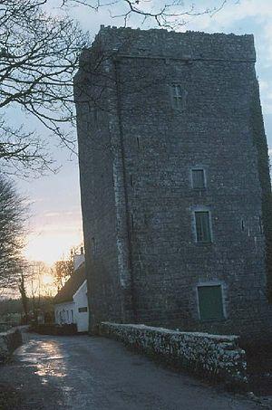 Thoor Ballylee. William Butler Yeats lived here.