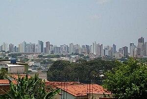 English: Skyline Uberlandia Português: Imagem ...