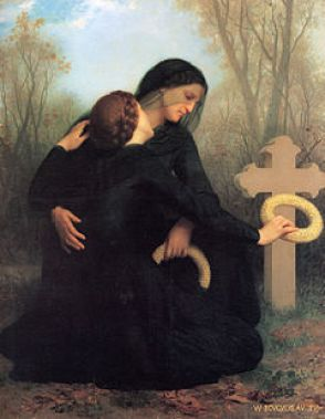 William-Adolphe Bouguereau (1825-1905) - The Day of the Dead (1859).jpg