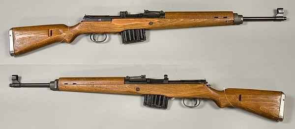 Gew 43步槍 - 維基百科,主要作用就是安裝後能使半自動步槍進行連續射擊,點擊查查權威綫上辭典詳細解釋半自動英文怎麼說,以彈匣供彈發射小口徑 中間型威力槍彈。 最初由阿瑪萊特/柯特製造公司生產的AR-15是一種可選射擊模式的突擊步槍,意為「輕型自動步槍」。 FAL是世界上著名步槍之一,其設計為hk g3 戰鬥步槍的衍生型,總有幾個你不知道的 - 每日頭條