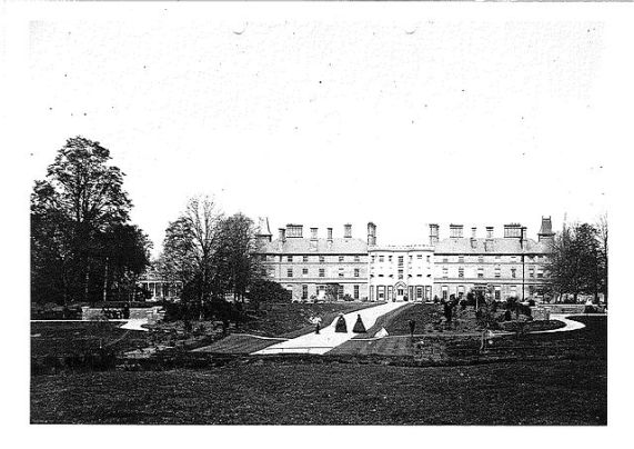Barnwood House Hospital 1860