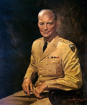 General of the Army Dwight David Eisenhower