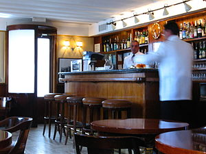 Italy - Venice, Harry's Bar, San Marco