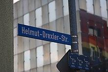 Helmut Drexler Wikipedia