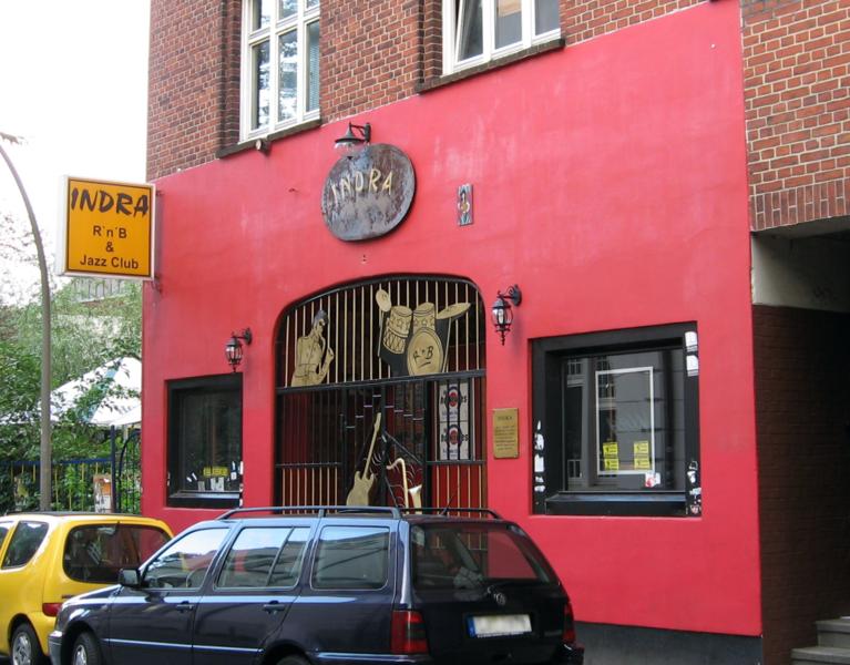 Indra Club primer club de Hamburgo donde actuaron los Beatles