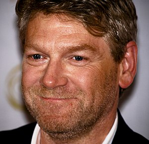 English: Kenneth Branagh at the 2009 Roma Fict...