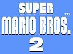 Logo von Super Mario Bros. 2