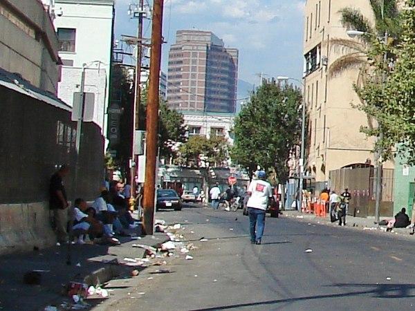 Skid Row, Los Angeles - Wikipedia
