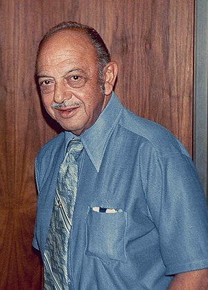 Mel Blanc in 1976