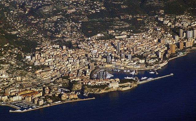 Principado de Mónaco, el segundo país más pequeño del mundo