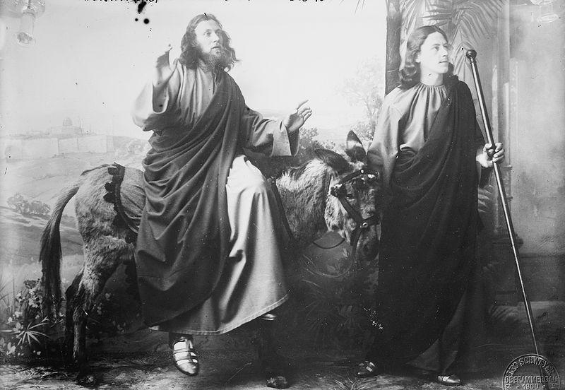 File:Oberammergau Passion Play.jpg