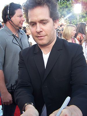 English: English actor Tom Hollander.
