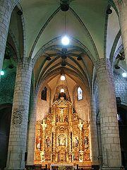 Iglesia De San Vicente M 225 Rtir Vitoria Wikipedia La