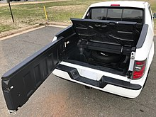 Cargo bed width (in., between wheel wells). Honda Ridgeline Wikipedia