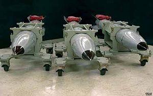 B61 nuclear bombs