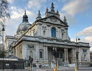 Brompton Oratory, Catholic church in London
