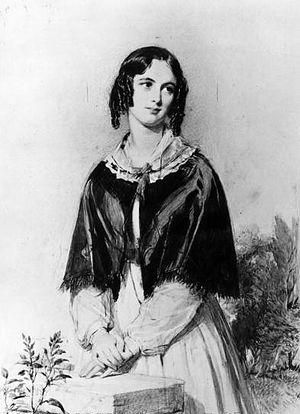 Deutsch: Die englische Schriftstellerin Charlo...