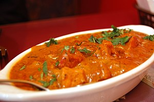"Chicken Makhani, murgh makhani, or ""Butte..."