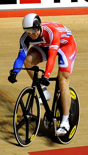 English: World Track Championships 2008 Manche...