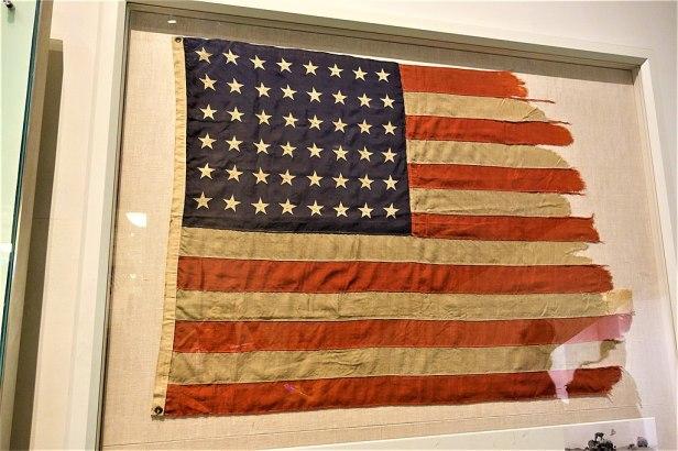 Gobi Flag - www.joyofmuseums.com - American Museum of Natural History