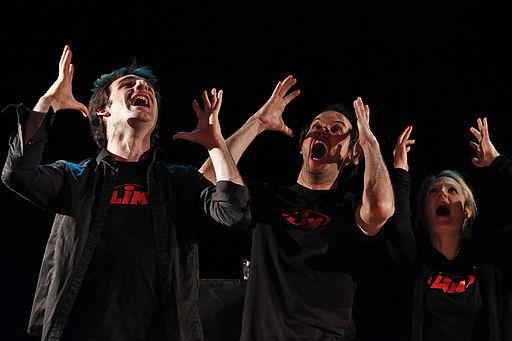 Ligue d'improvisation montréalaise (LIM) 20110417