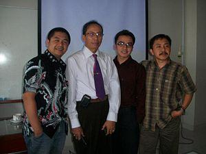 Bahasa Indonesia: Sabagian mahasiswa Prodi Sun...