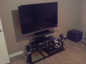 My Entertainment Center