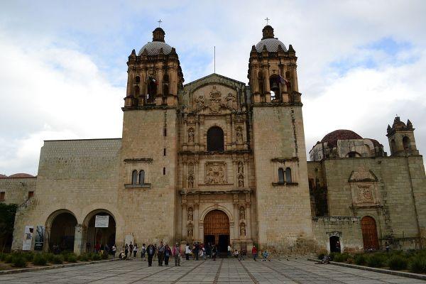 Templo de Santo Domingo de Guzmán (Oaxaca) - Wikipedia