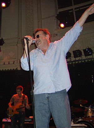 Southside Johnny, live in Amsterdam, October 1...