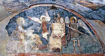The Church of St. Sophia in Ohrid (1345-1346),...