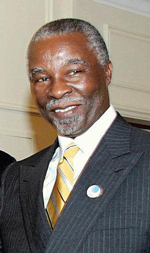Thabo Mbeki 2003