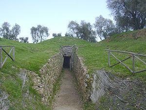 Тумулус Википедия