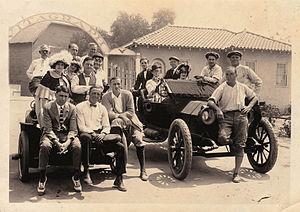 English: Vitagraph Studios, early Hollywood fi...