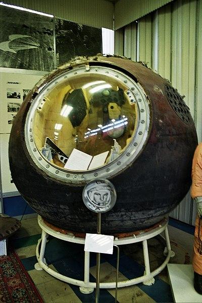 Capsula Vostok 1