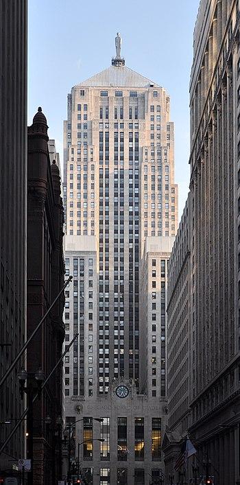 English: in Chicago, Illinois, USA.