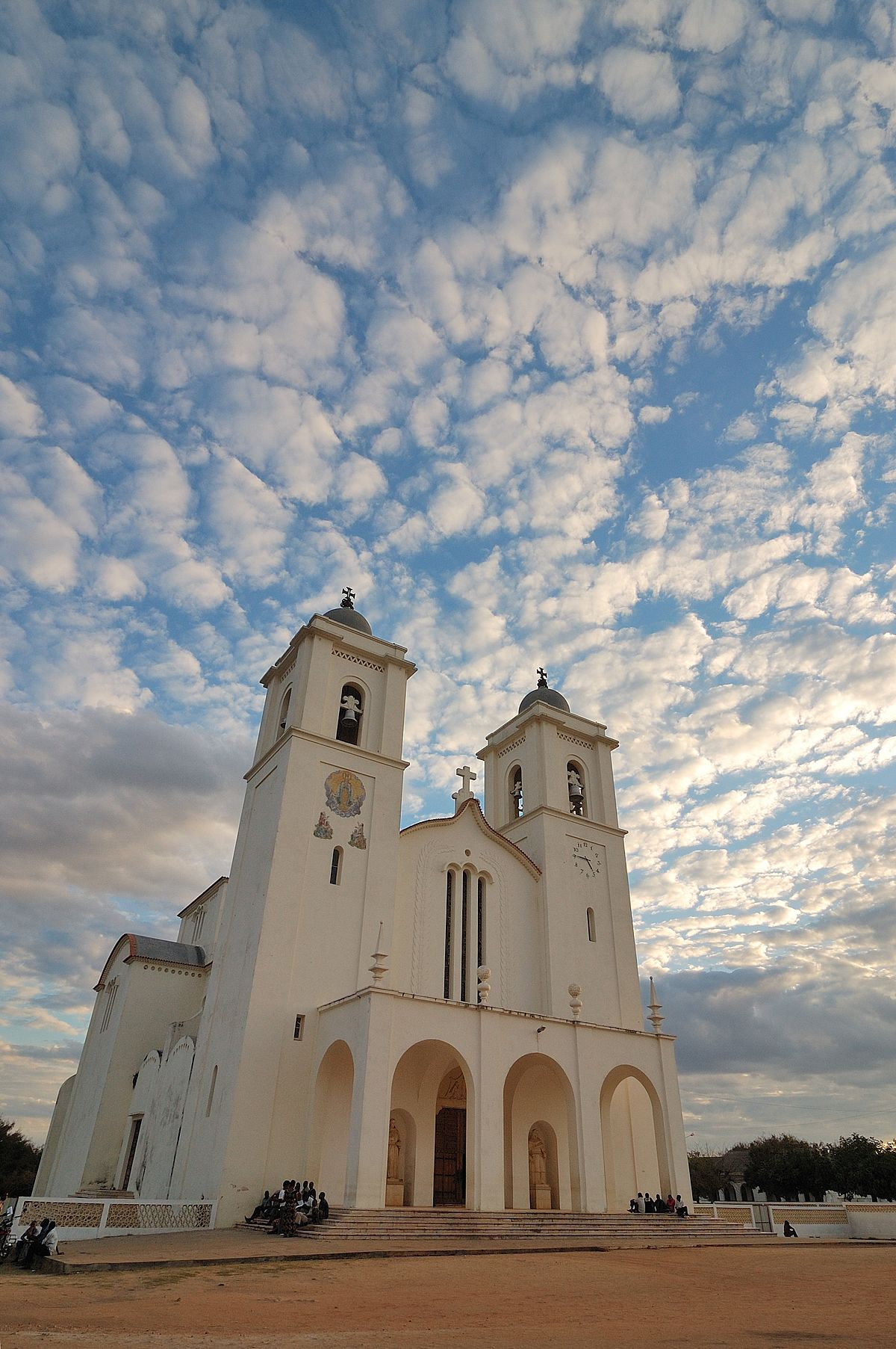 Our Lady Of Fatima Cathedral Nampula Wikipedia