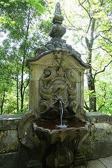 fontaine bassin wikipedia