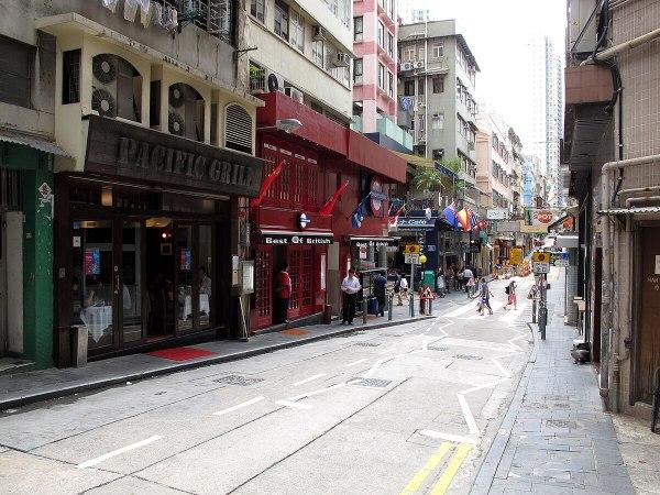 Staunton Street - Wikipedia