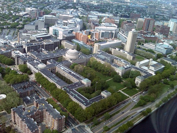 Campus of the Massachusetts Institute of Technology ...