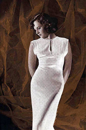 Paulette Goddard on the Argentinean Magazine c...