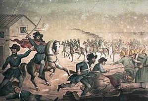 Batalla De San Antonio Wikipedia La Enciclopedia Libre