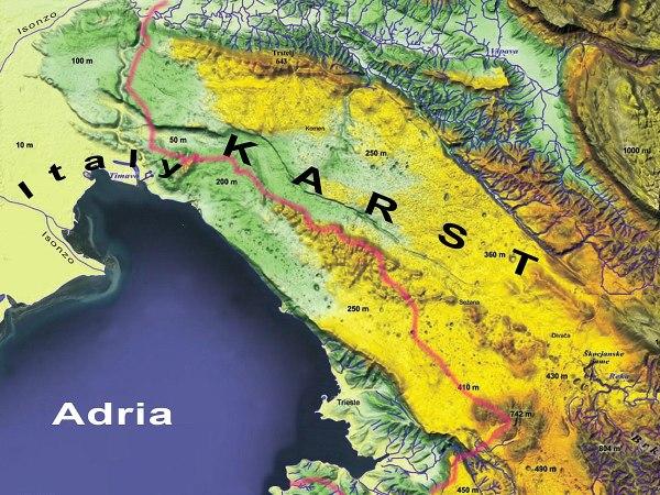 Karst (Südeuropa) – Wikipedia